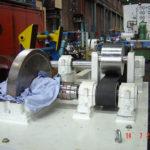 Turbine aandrijving